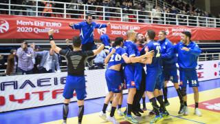 Σημαντική νίκη της Ελλάδας επί της πΓΔΜ στο χάντμπολ