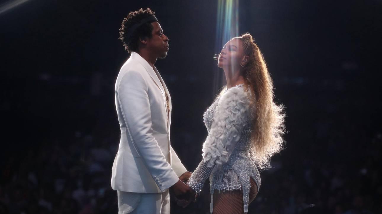"""250 εκατ. δολάρια: εισπρακτικός θρίαμβος το """"οικογενειακό δράμα"""" των Beyonce και Jay-Z"""