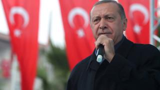 Ο Ερντογάν εγκαινιάζει το νέο αεροδρόμιο της Κωνσταντινούπολης