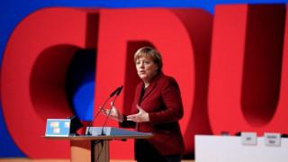 Μέρκελ: Δεν θα είμαι ξανά υποψήφια για την ηγεσία του CDU