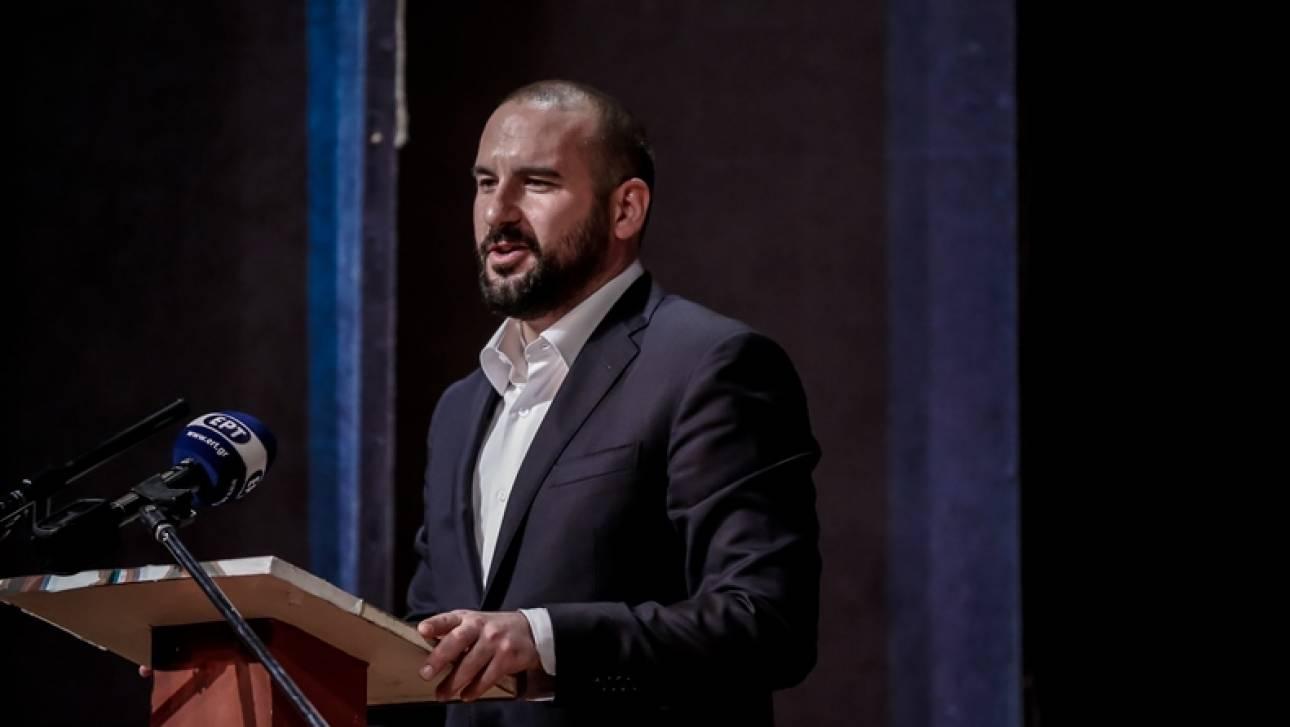 Τζανακόπουλος: Υπάρχει μια έντιμη και ειλικρινής συμφωνία ανάμεσα σε Τσίπρα - Καμμένο