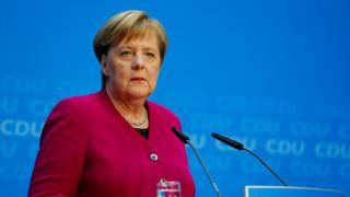 Δύει το πολιτικό «άστρο» της Μέρκελ: Δεν θα θέσει ξανά υποψηφιότητα για την καγκελαρία