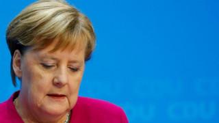 Η Άνγκελα Μέρκελ αποχωρεί από την πολιτική σκηνή: Πρέπει να αλλάξουμε σελίδα