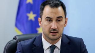 Χαρίτσης: «Προτεραιότητα η διαλεύκανση του θανάτου του Έλληνα ομογενούς στην Αλβανία»