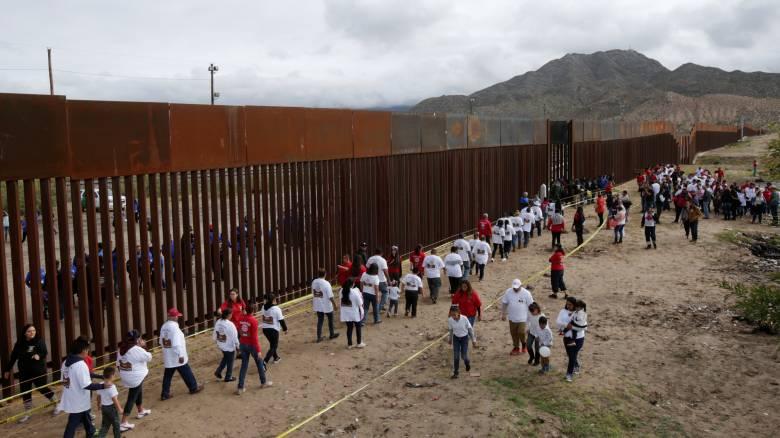 ΗΠΑ: Χιλιάδες Αμερικανοί στρατιώτες ενδέχεται να αναπτυχθούν στα σύνορα με το Μεξικό