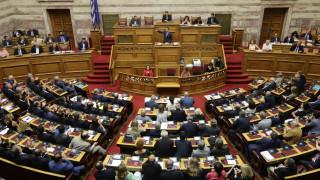 Συνταγματική αναθεώρηση: Η απάντηση της αντιπολίτευσης στην επιστολή Τσίπρα