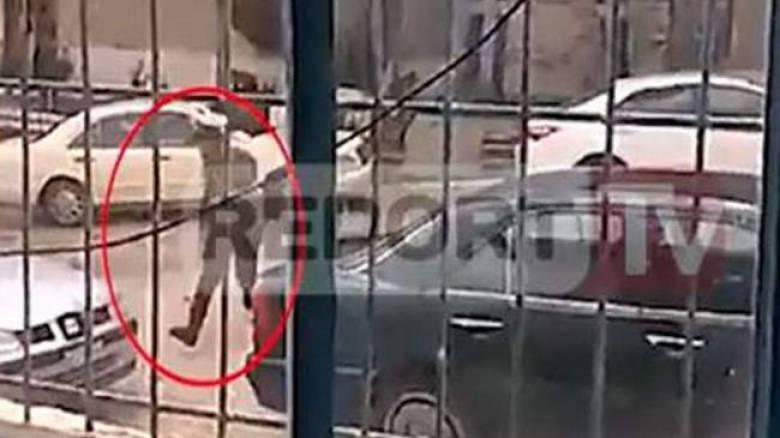 Βίντεο-ντοκουμέντο από τη «μάχη» του Κατσίφα με τους Αλβανούς αστυνομικούς