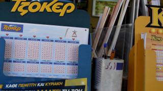 Κλήρωση Τζόκερ: Πέντε υπερτυχεροί μοιράζονται πάνω από 10 εκατ. ευρώ