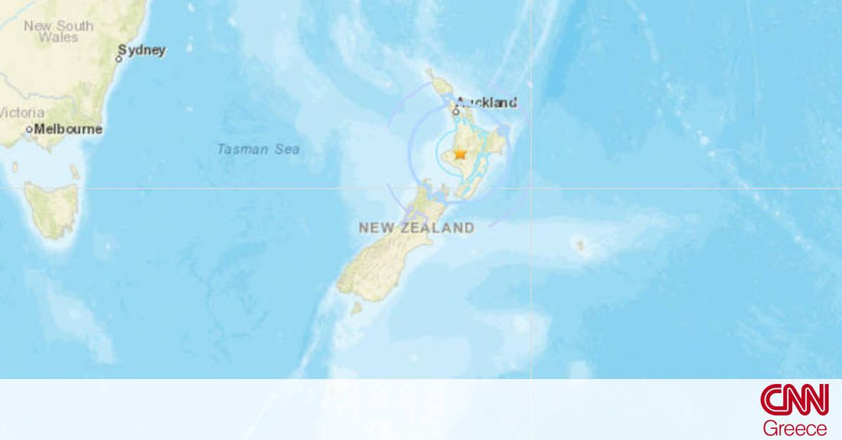 Νέα Ζηλανδία Facebook: Σεισμός 6,1 Ρίχτερ στη Νέα Ζηλανδία