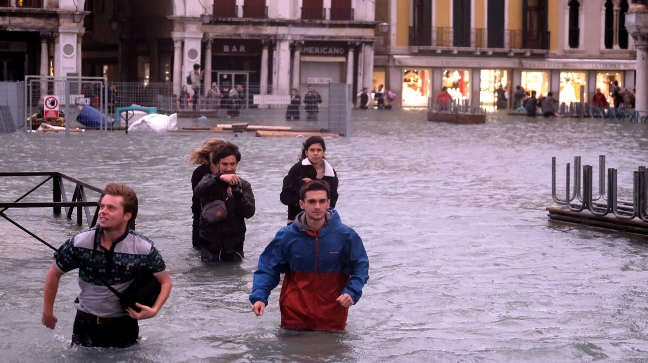 Ιταλία: 10 νεκροί από το κύμα κακοκαιρίας που πλήττει τη χώρα