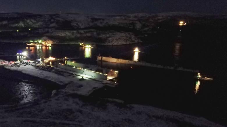 Σοβαρές ζημιές στο ρωσικό αεροπλανοφόρο «Admiral Kuznetsov» - 4 τραυματίες και ένας αγνοούμενος