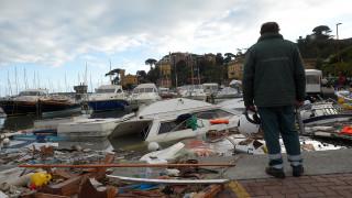 Ιταλία: 11 νεκροί από τη φονική κακοκαιρία