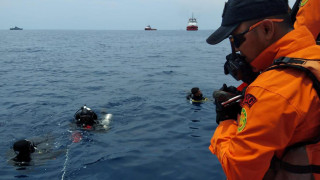 Ινδονησία: Εντοπίστηκε η άτρακτος του Boeing που συνετρίβη στη Θάλασσα