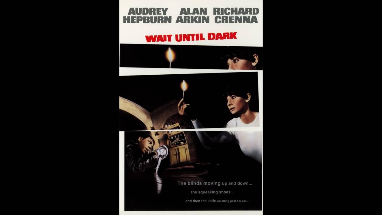 Περίμενε Μέχρι Να Νυχτώσει/(αγγλ. Wait Until Dark) Η ταινία Περίμενε Μέχρι Να Νυχτώσει  σε σκηνοθεσία Τέρενς Γιανγκ έγινε αφορμή για υποψηφιότητα Όσκαρ Α' Γυναικείου Ρόλου της πρωταγωνίστριας Όντρεϊ Χέπμπορν. Η Κάθριν Χέπμπορν της το στέρησε, όλοι όμως μπ