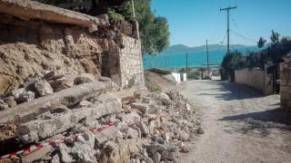 Ζάκυνθος: Ακατάλληλα 72 κτήρια μετά τον ισχυρό σεισμό – Συνεχίζονται οι έλεγχοι