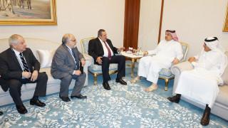 Στο Κατάρ ο Πάνος Καμμένος - Συναντήθηκε με τον υπουργό Άμυνας
