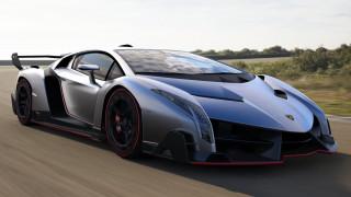 Μπορεί η Lamborghini να φτιάξει αυτοκίνητο που θα ανταγωνίζεται την Aston Martin Valkyrie;
