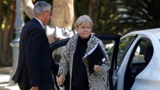 Κυπριακό: Θέμα χρονοδιαγράμματος και πολιτικής ισότητας έθεσε ο Ακκιντζί στη Λουτ