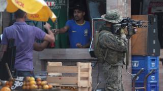 Βραζιλία: Σχέδια για ανάπτυξη ελεύθερων σκοπευτών για την πάταξη της εγκληματικότητας
