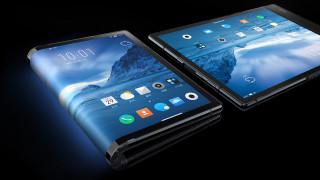 FlexPai: To πρώτο smartphone που διπλώνει σαν πορτοφόλι