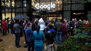 Παγκόσμια διαμαρτυρία υπαλλήλων της Google κατά της σεξουαλικής παρενόχλησης