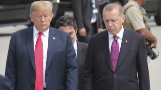 Τραμπ και Ερντογάν συζήτησαν για τη Συρία