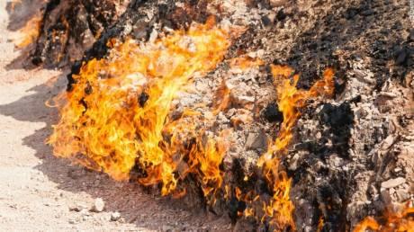 Αζερμπαϊτζάν: Η άσβεστη φωτιά του Μπακού που σιγοκαίει εδώ και χιλιετίες