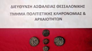 Συνελήφθη ανδρόγυνο για υπόθεση αρχαιοκαπηλίας - Πουλούσαν αρχαία νομίσματα μέσω διαδικτύου