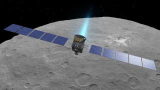NASA: Το Dawn έμεινε από καύσιμα - Θα παραμείνει για δεκαετίες σιωπηλό σε τροχιά γύρω από τη Δήμητρα