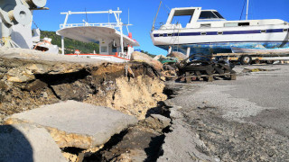 Τσελέντης: Πέντε εκατοστά μετακινήθηκε η Ζάκυνθος από τον σεισμό