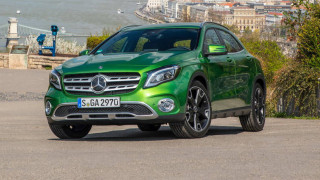 Η Mercedes GLA είναι διαχρονική αξία