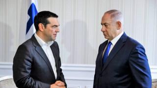 Η στενή συνεργασία Ελλάδας- Ισραήλ στο επίκεντρο της συνάντησης Τσίπρα - Νετανιάχου