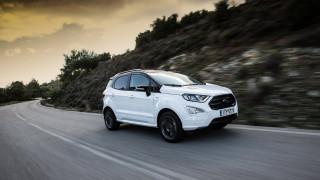 Τα SUV της Ford αποτελούν κορυφαίες επιλογές στις κατηγορίες τους