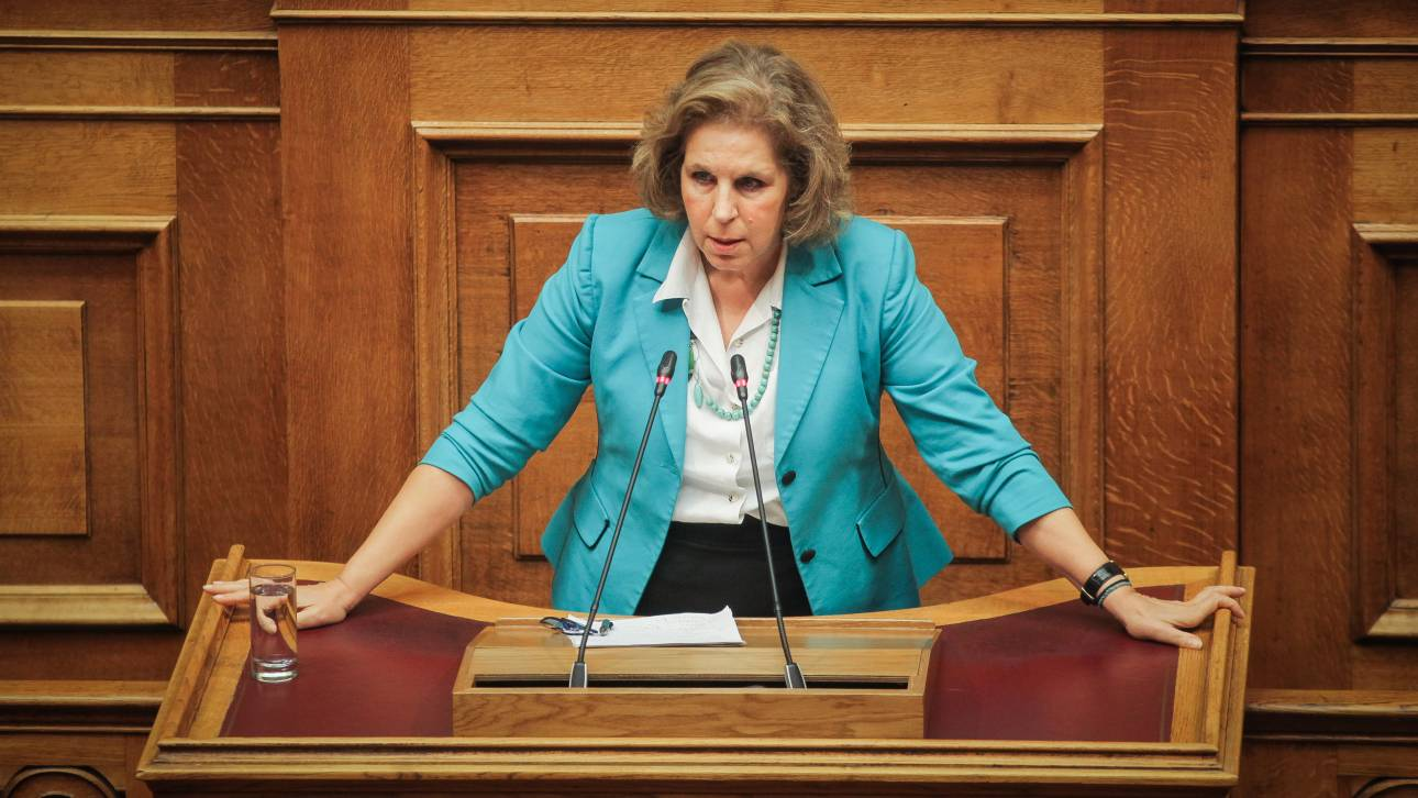 Χριστοφιλοπούλου για Εξεταστική για την υγεία: Η σκευωρία των ΣΥΡΙΖΑ-ΑΝΕΛ θα αποκαλυφθεί