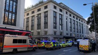 Δύο τραυματίες από βίαιο καβγά με μαχαίρια στο κεντρικό Λονδίνο
