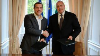 Υπεγράφη κοινή διακήρυξη Ελλάδας - Βουλγαρίας για την υλοποίηση δύο σημαντικών έργων