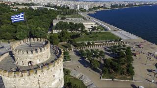 Θεσσαλονίκη: Αντιπλημμυρικά έργα και καθαρισμοί σε 48 ρέματα