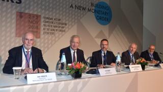 Στουρνάρας: Αποδίδουν οι προσπάθειες των τραπεζών για τα «κόκκινα» δάνεια
