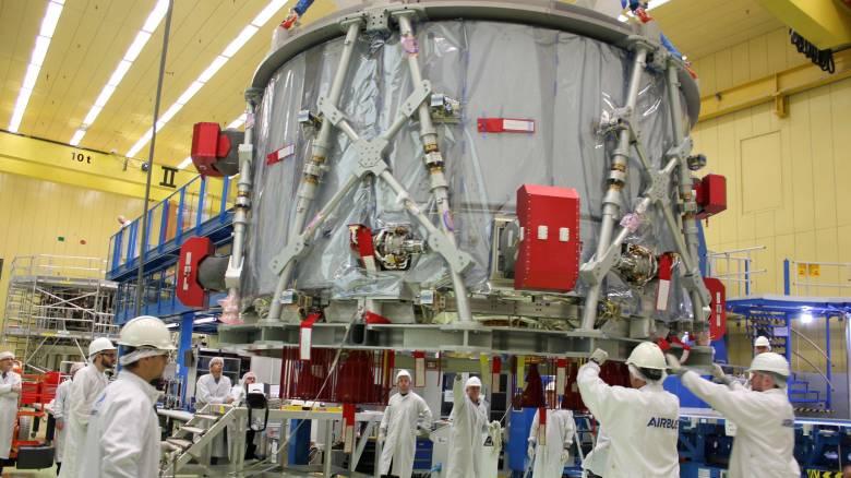 NASA και Ευρώπη γράφουν ιστορία εν όψει εκτόξευσης της διαστημικής κάψουλας Orion