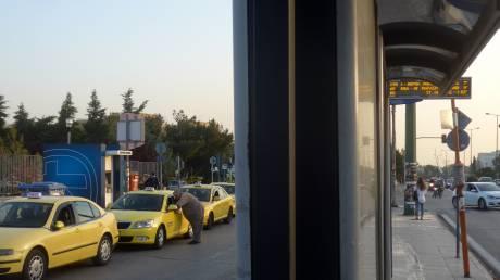 Στάση εργασίας στα ταξί την Πέμπτη