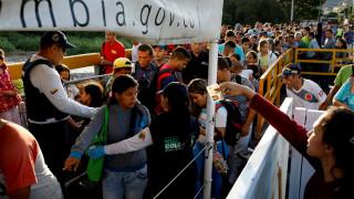 Κολομβία: Η μετανάστευση από τη Βενεζουέλα μπορεί να τονώσει την οικονομική ανάπτυξη της χώρας