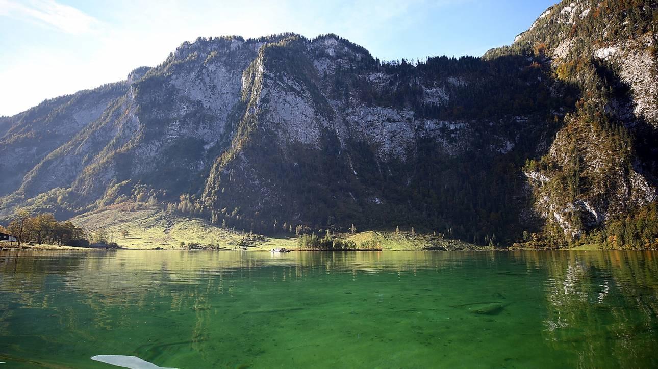 Koenigssee: Μια παραμυθένια λίμνη στις βαυαρικές Άλπεις