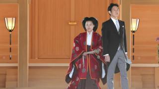 Ευτυχισμένη αλλά όχι πια πριγκίπισσα: Η Αγιάκο απαρνήθηκε τον αυτοκρατορικό της τίτλο για την αγάπη
