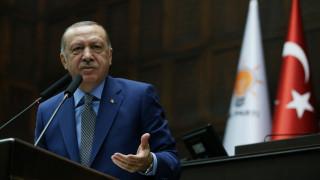 Ερντογάν: Δεν θα επιτρέψουμε απόπειρες εκμετάλλευσης φυσικών πόρων στην Ανατολική Μεσόγειο