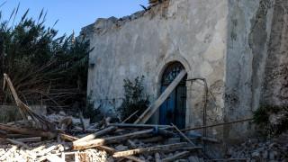 Σεισμός Ζάκυνθος: Μη κατοικήσιμα τουλάχιστον 120 κτήρια του νησιού