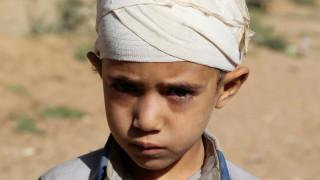 «Κόλαση» η Υεμένη: 1,8 εκατ. παιδιά σε κατάσταση «οξέος υποσιτισμού»