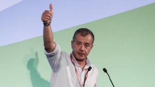 Ο Σταύρος Θεοδωράκης επανεξελέγη επικεφαλής του Ποταμιού