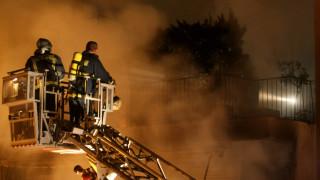Φωτιά σε διαμέρισμα στο Κουκάκι τα ξημερώματα