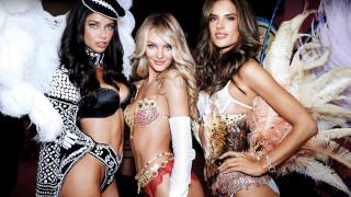 Victoria's Secret: ημίγυμνη επέλαση στη Νέα Υόρκη λίγο πριν τα Χριστούγεννα
