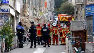 Κατάρρευση δύο κτηρίων στη Μασσαλία - Πληροφορίες για τραυματίες